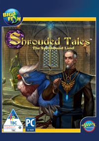 Shrouded Tales 1: The Spellbound Land (PC) - Cover