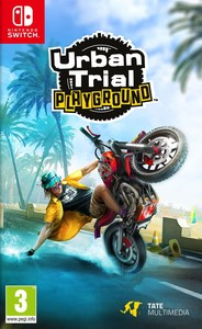 Urban Trial Playground (Nintendo Switch) - Cover
