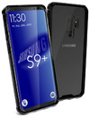 Tuff-Luv Shockproof Transparent Armour Protective Back Cover Case for Samsung S9 Plus - Clear