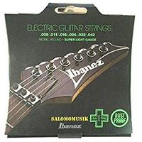 Ibanez IEGN6CW 9-42 Super Light Nickel Wound Coated Electric Guitar Strings (inc. Extra 1st String)