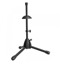 On-Stage TRS7301B Trumpet Stand (Black) - Cover