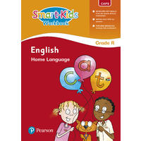 Smart-Kids Grade R English Home Language - Robyn Brice (Paperback)