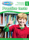 Smart-Kids Practice Tests Grade 1 - Maths and English Home Language - G. Peters (Paperback)