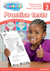 Smart-Kids Practice Tests Grade 2 - Maths and English Home Language - G. Peters (Paperback)