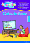 Smart-Kids Skills Calculations Grade 4 - B.J. Willemburg (Paperback)