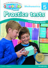 Smart-Kids Practice Tests Grade 5 Maths - B.J. Willemburg (Paperback)