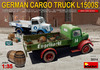 MiniArt - 1/35 - German Cargo Truck L1500s (Plastic Model Kit)