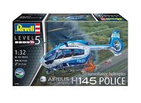 Revell - 1/32 - Airbus H145 Police Suveillance Helicopter (Plastic Model Kit) - Cover