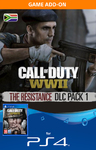 Call of Duty: WWII - The Resistance Expansion DLC Pack 1 (PS4 Download)