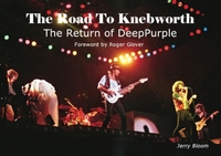 Road to Knebworth - Jerry Bloom (Paperback) - Cover