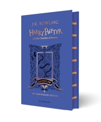 Harry Potter and the Chamber of Secrets - Ravenclaw Edition - J.K. Rowling (Hardcover)