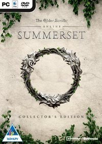 The Elder Scrolls Online: Summerset - Collector's Edition (PC/Mac) - Cover