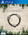The Elder Scrolls Online: Summerset - Collector's Edition (PS4)