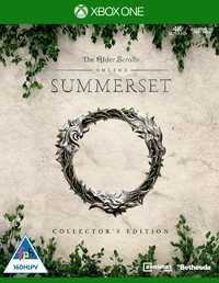 The Elder Scrolls Online: Summerset - Collector's Edition (Xbox One) - Cover