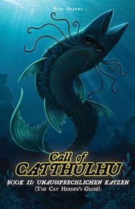 Call of Catthulhu - Book II: Unaussprechlichen Katzen (Role Playing Game) - Cover