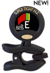 Snark ST-8HZ Super Tight Chromatic Clipon Tuner (Black)