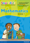 Smart-Kids Grade 1 Mathematics Caps - Carol Every (Paperback)