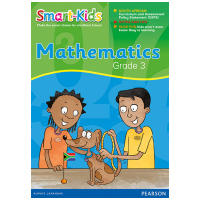 Smart-Kids Grade 3 Mathematics Caps - Gene Peters (Paperback)