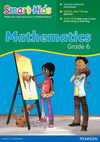 Smart-Kids Grade 6 Mathematics Caps - Ilse Badenhorst (Paperback)