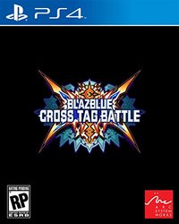 Blazblue: Cross Tag Battle (US Import PS4) - Cover