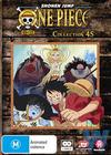 One Piece Collection 45 - Uncut (DVD)