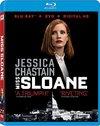 Miss Sloane (Region A Blu-ray)