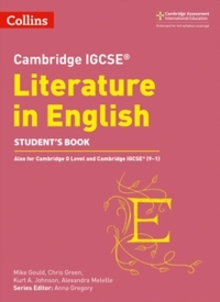 Cambridge IGCSE (R) Literature In English Student's Book - Anna Gregory (Paperback) - Cover