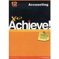 X-Kit Achieve! Accounting Grade 12 Study Guide - A. Hattingh (Paperback)