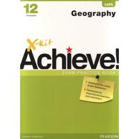 X-Kit Achieve! Geography - Grade 12: Exam Practice Book - L. Kroll (Paperback)