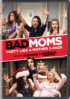 Bad Moms + Bad Moms Christmas Boxset (DVD)