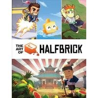 The Art of Halfbrick - Sarah Rodriguez (Hardcover)