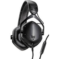V-Moda Crossfade LP2 Headphones - Matte Black Metal (Plus Free Shield Kit!)