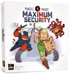 Magic Maze - Maximum Security Expansion (Board Game)