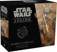 Star Wars: Legion - Battlefield Expansion: Priority Supplies (Miniatures) - Cover