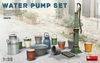 Miniart - 1/35 - Water Pump Set (Plastic Model Kit)