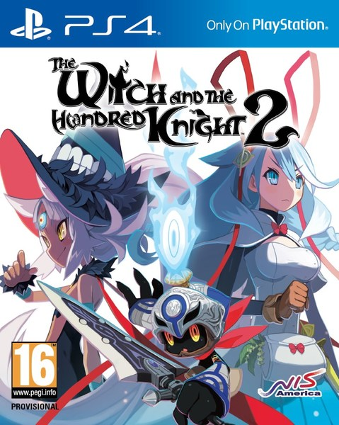 Image result for the witch and the hundred knight 2 box art