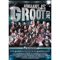 Various - Afrikaans Is Groot 2013 Konsert DVD (DVD)