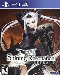 Shining Resonance Refrain (US Import PS4) - Cover