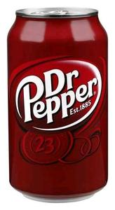 Dr Pepper - Original (350ml) - Cover
