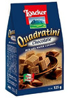 Loacker - Quadratini - Chocolate Mini Wafers (125g)