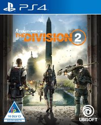 Tom Clancy's The Division 2 (PS4) - Cover