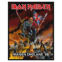 Iron Maiden - Maiden England Patch - Cover