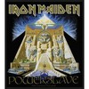 Iron Maiden - Powerslave Patch Cover
