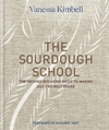 Sourdough School - Vanessa Kimbell (Hardcover)