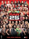 WWE: Raw - 25th Anniversary (DVD)