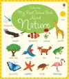 My First Word Book About Nature - Holly Bathie (Board book)