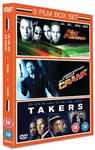Takers / Crank / The Fast and the Furious (DVD)