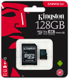 Kingston Technology - Canvas Go! 128GB MicroSDXC UHS-I Memory Card