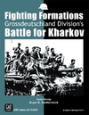 Fighting Formations - Grossdeutschland Division's Battle for Kharkov Expansion (Board Game)