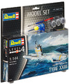 Revell - 1/144 - German Submarine XXII Model Set (Plastic Model Kit)